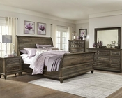 Traditional Bedroom Set Calistoga by Magnussen MG-B2590-52SET