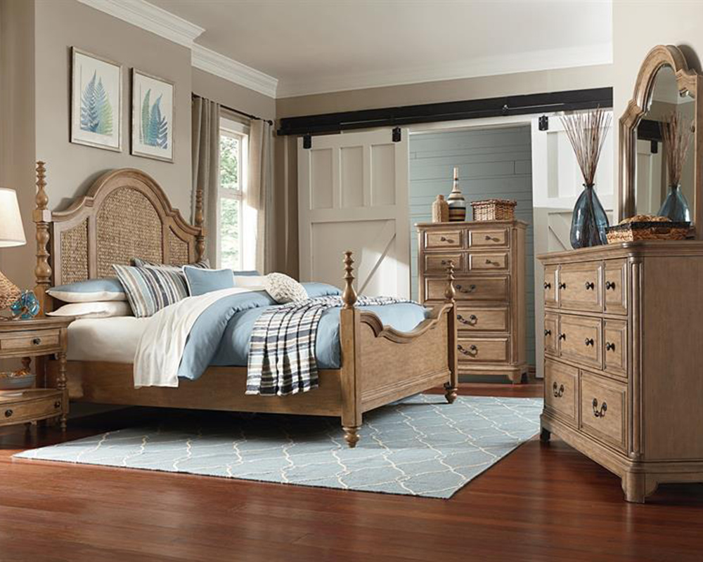 traditional bedroom set cloverton cove by magnussen mg b2989 56set
