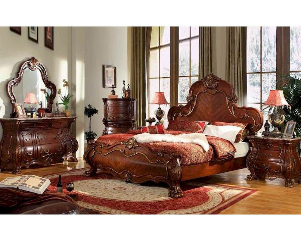 traditional bedroom set mcfb1600set