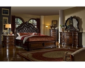 Traditional Bedroom Set w/ Sleigh Bed MCFB6002SET