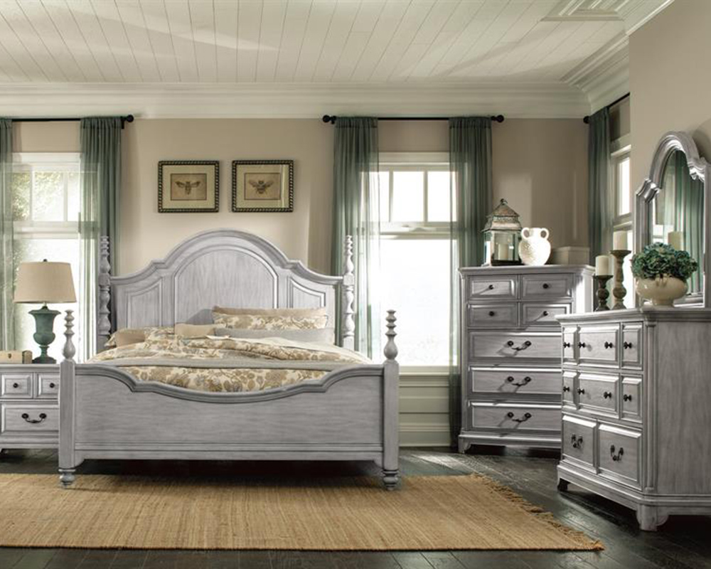 Traditional Bedroom Set Windsor Lane By Magnussen Mg B3341