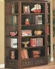 Traditional Bookcase and Corner Bookcases CO80037