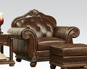 Traditional Chair in Cherry Anondale by Acme Furniture AC15032