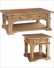 Traditional Coffee Table Wellington by Hekman HE-23307-SET