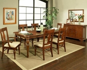 Traditional Dining Set American Heritage by Ayca AY-12-2001Set