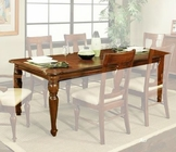 Traditional Dining Table American Heritage by Ayca AY-12-2001