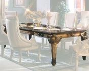 Traditional Dining Table in Antique Beige MCFRD300-T
