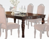 Traditional Dining Table Quimby by Acme Furniture AC60275