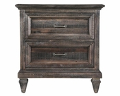 Traditional Drawer Nightstand Calistoga by Magnussen MG-B2590-01
