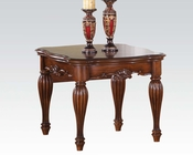 Traditional End Table Dreena by Acme Furniture AC10291