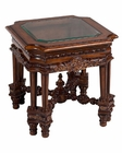 Traditional End Table Norina by Benetti's BTNO316