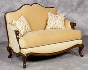 Traditional Loveseat Alba by Benetti's BTAL021