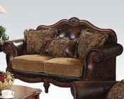 Traditional Loveseat Dreena by Acme Furniture AC05496