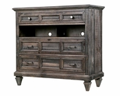 Traditional Media Chest Calistoga by Magnussen MG-B2590-36