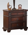 Traditional Nightstand Daruka by Acme Furniture AC21313