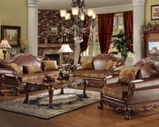 Traditional Sofa Set Dresden by Acme Furniture AC15160SET
