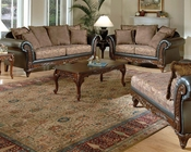 Traditional Sofa Set Fairfax by Acme Furniture AC50335SET