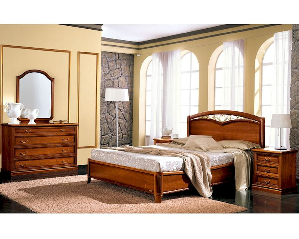 traditional style bedroom set classic made in italy 33b491