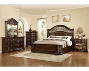 Traditional Style Bedroom Set MCFB366SET