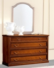 Traditional Style Single Dresser Classic Made in Italy 33B495