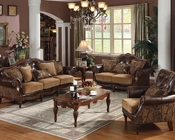 Traditional Style Sofa Set Dreena by Acme AC05495SET