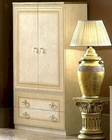 Traditional Two-Door Wardrobe Made in Italy 44B006W