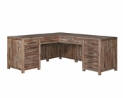 Transitional L-Desk Adler by Magnussen MG-H2596-04