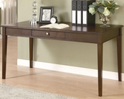 Transitional Writing Desk with Drawer CO800951
