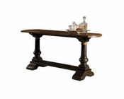 Trestle Console Table Tuscan Estates by Hekman HE-72316