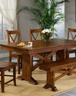 Trestle Dining Table Trestle AP-CRN-4072