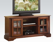 TV Console in Cherry by Acme Furniture AC91048