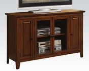 TV Console in Oak Finish by Acme Furniture AC91012