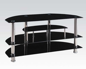 TV Console in Tempered Glass by Acme Furniture AC91064