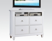 TV Console Merivale White Acme AC22427