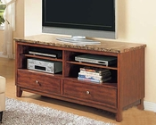TV Console with Marble Top Bologna Acme Furniture AC-07094
