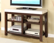 TV Console with Marble Top Kyle Acme Furniture AC-17418