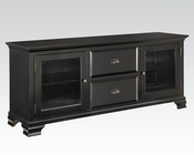 TV Stand in Black by Acme Furniture AC91178