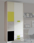 Two Door Wardrobe European Design Made in Spain 33JB110