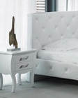 Two-Drawer Modern Nightstand 44B104NS