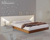 Two Tone Modern Bed Elena 33140EL