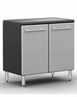 Ulti-MATE Garage PRO 2-Door Base Cabinet GA-01PC