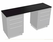 Ulti-MATE Garage Worktop Bench Surface in Black GA-10