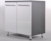 Ulti-MATE Storage 2-Door Base Cabinet in Starfire Pearl GA-01SW