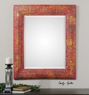 Uttermost Aeliana Red Mirror UT-13859