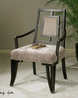 Uttermost Alazne Topaz Accent Chair UT-23184