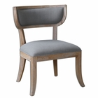 Uttermost Alva Armless Chair UT-23135