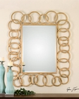 Uttermost Amena Gold Rings Mirror UT-07069