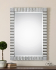 Uttermost Amisos Scalloped Wall Mirror UT-08144
