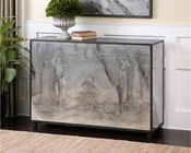 Uttermost Antheia Mirrored Console Table UT-24408