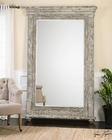 Uttermost Arenzano Antiqued Ivory Wall Mirror UT-12900